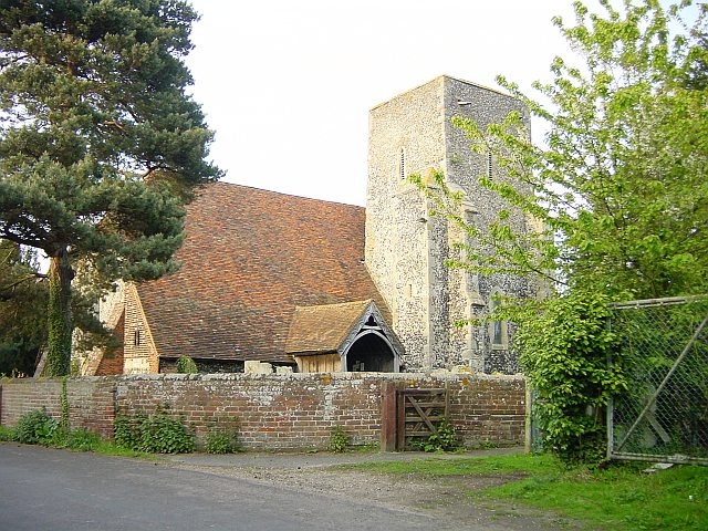 Church of St. Giles, Tonge