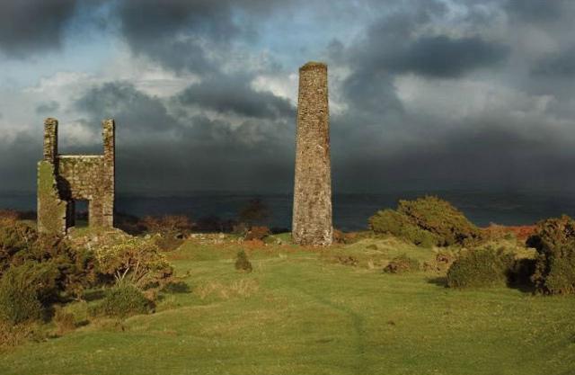 Cornish Tin Mine