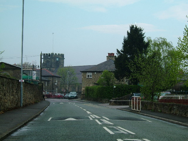 Ruabon Church