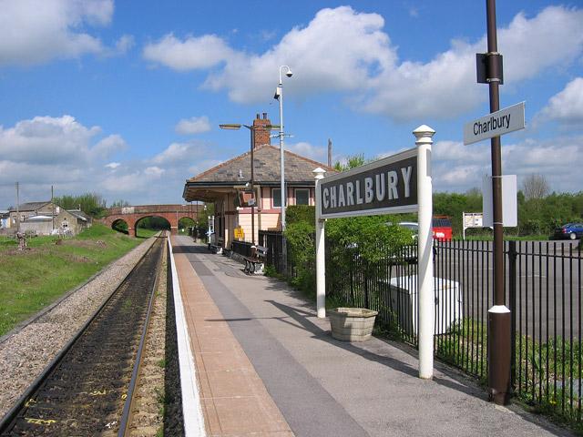 Charlbury railway station