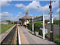 SP3519 : Charlbury railway station by neil hanson