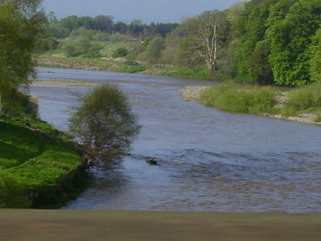 River Esk, Longtown