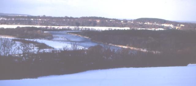 River Spey near Ordiquish