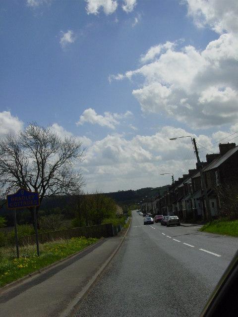 Bradley Cottages, Pont Lane, Leadgate.