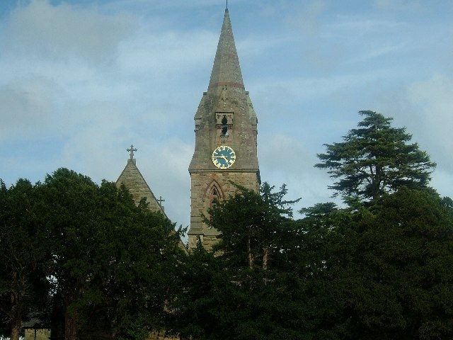 Church tower