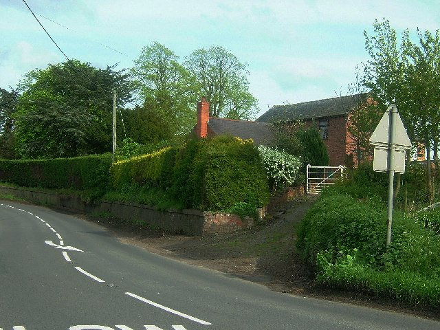 Welshampton farm
