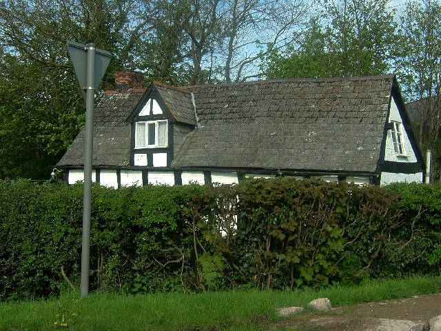 A cottage near Loppington