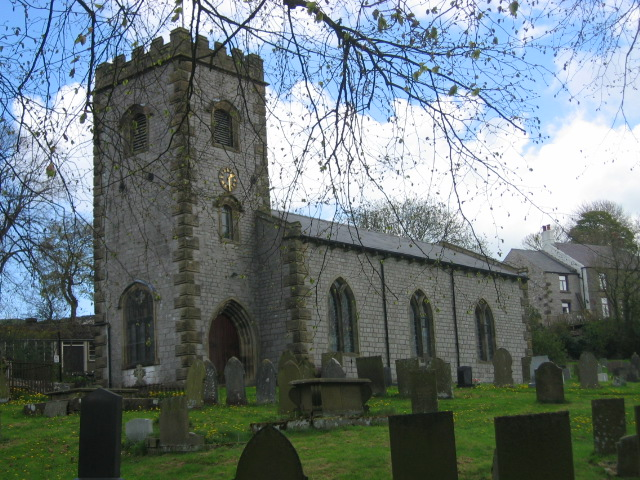 St. Michael's Church, Earl Sterndale