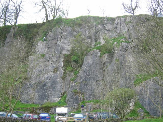 Alderly Cliff