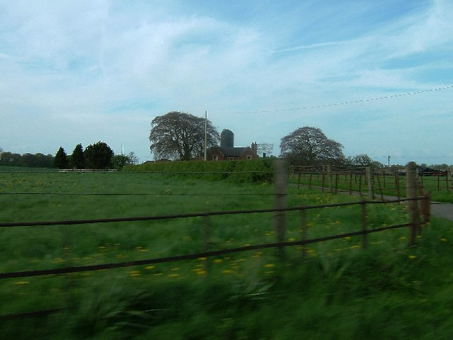 Farm on the A41