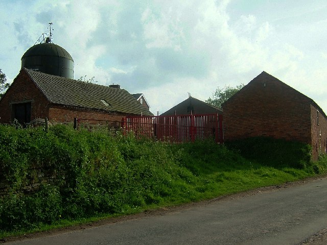 Farm at Longford