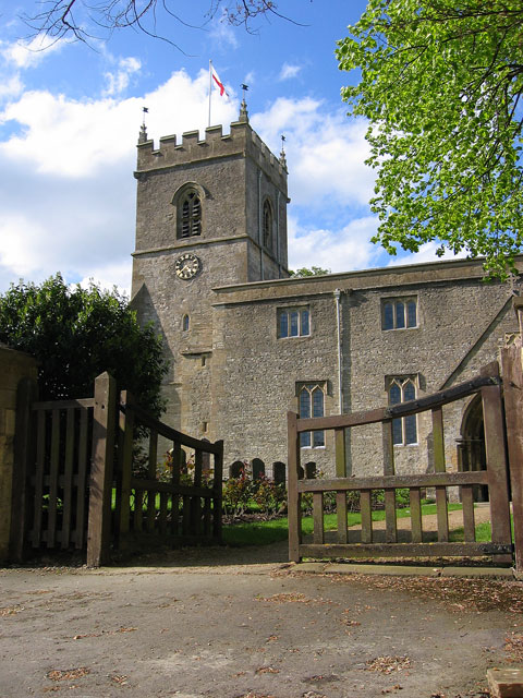 St Mary's Church, Wootton