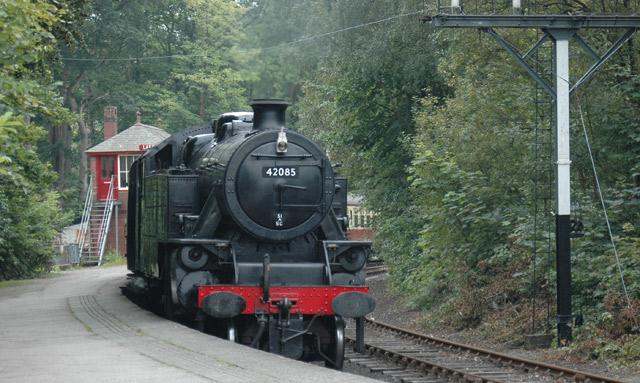 Lakeside & Haverthwaite Steam Railway