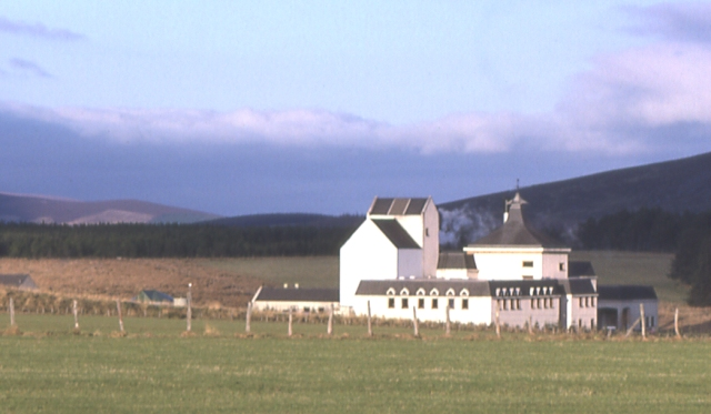 Braes of Glenlivet Distillery