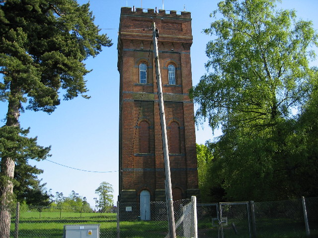 Balcombe Water Tower
