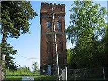 TQ2831 : Balcombe Water Tower by Darren Hill