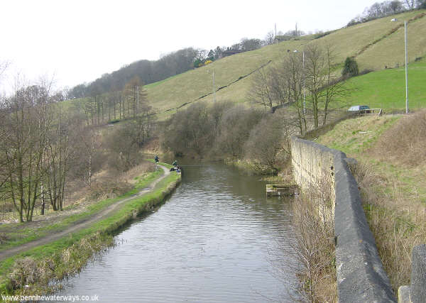 Rochdale Canal at Brearley