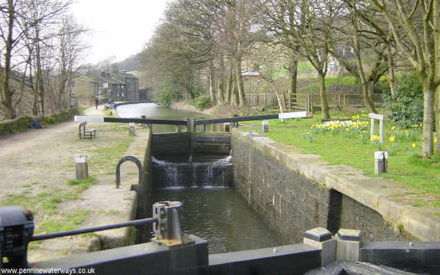 Brearley Lock