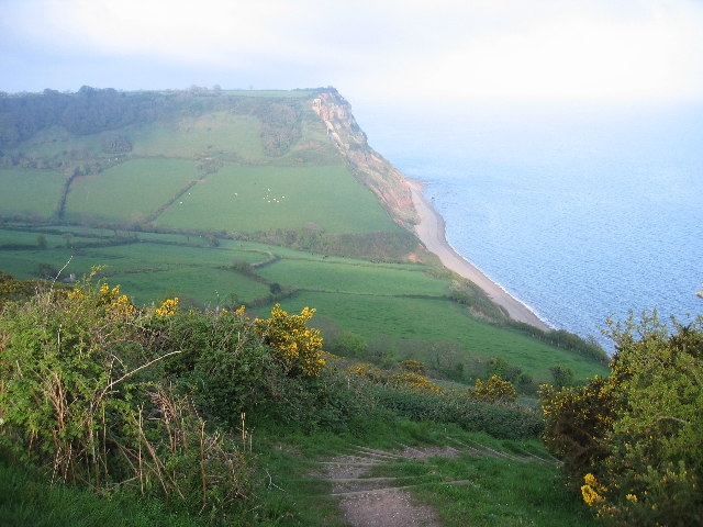 Dunscombe Cliff