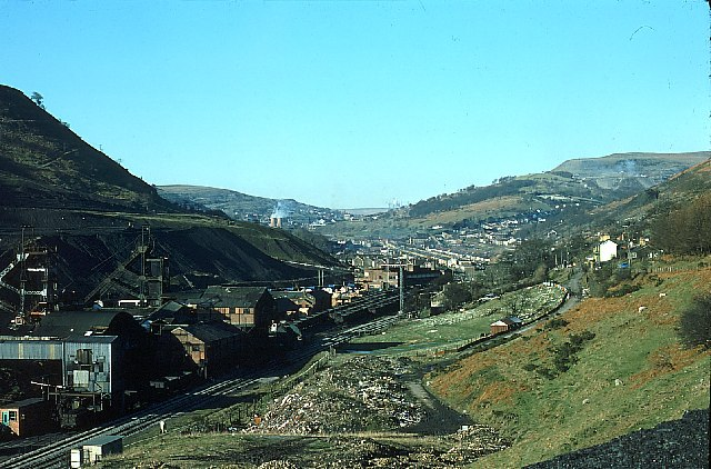 Ebbw Vale 1978