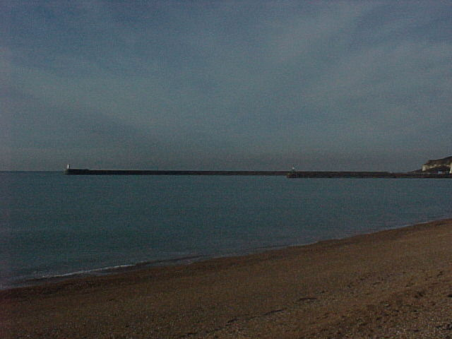 Newhaven Harbour Arm