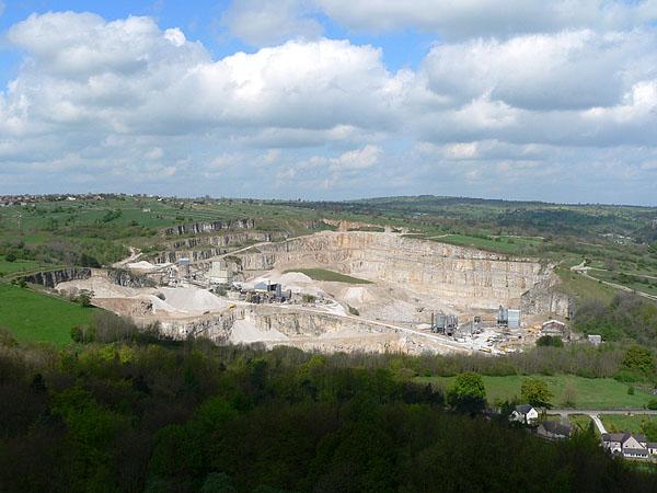 Dene Quarry, Cromford