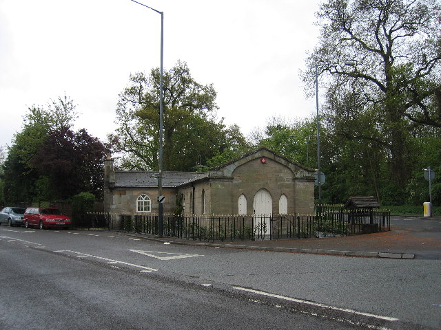 Old Toll House, Gallows Hill