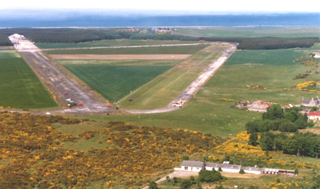 Dallachy Airfield