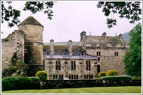 The Palace at Falkland