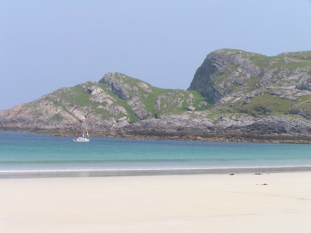 Feall Bay, Isle of Coll