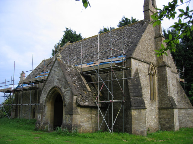 St Peters Church, Wilcote