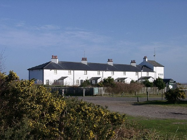 Coastguard Cottages, Dunwich Heath