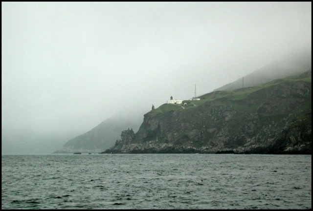 The Mull of Kintyre Lighthouse