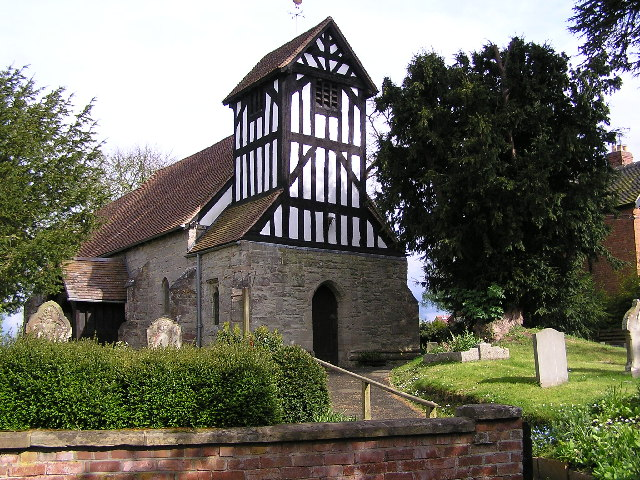 13th Century Church of St.James at Kington.