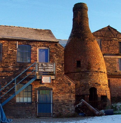 Stoke-on-Trent Bottle Kiln