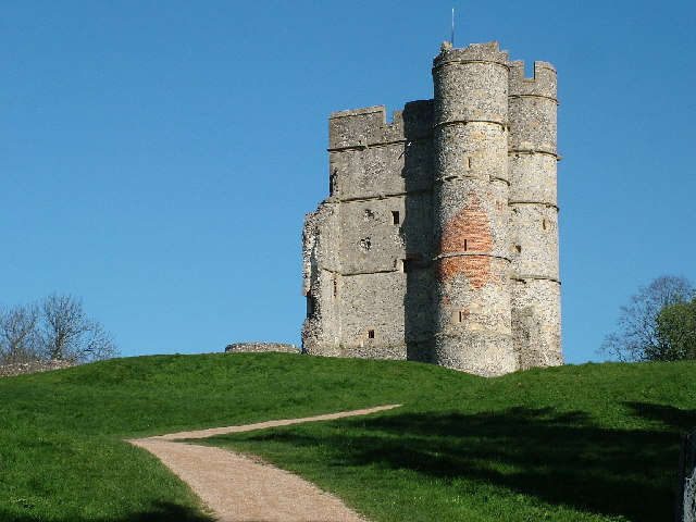 Donnington Castle Car Park