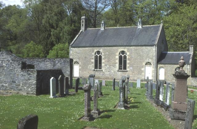 Botriphnie Parish Kirk