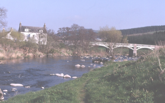 Rothiemay Bridge