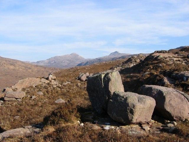 Torridonian moorland