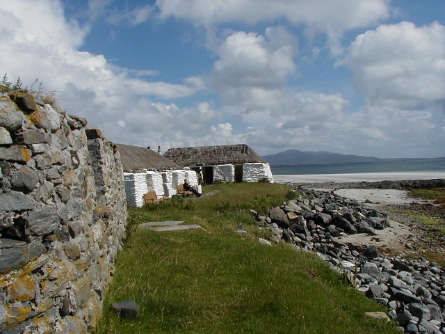 Gatlif Hebridean Trust hostel, Berneray