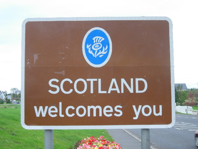 Scotland Welcomes You!