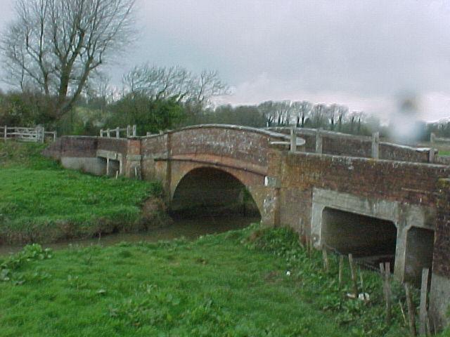 Long Bridge on River Cuckmere