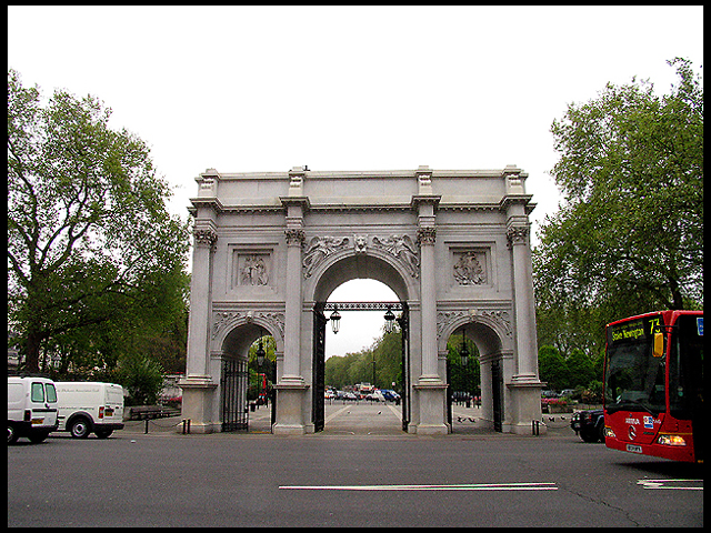 Marble Arch: London