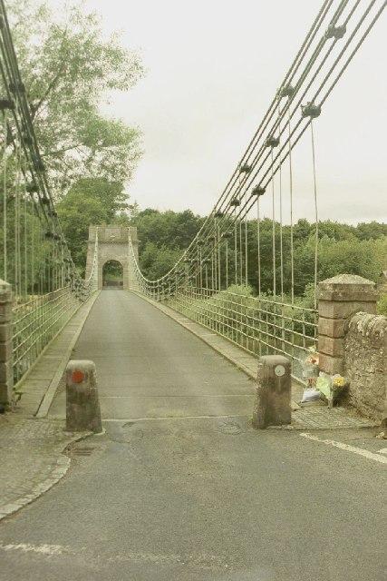 Union Suspension Bridge