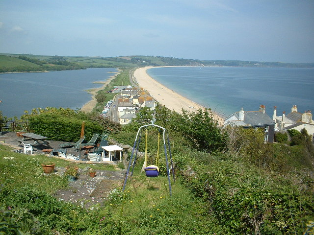 Slapton Sands from above Torcross