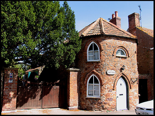 The Old Toll House: Nether Stowey