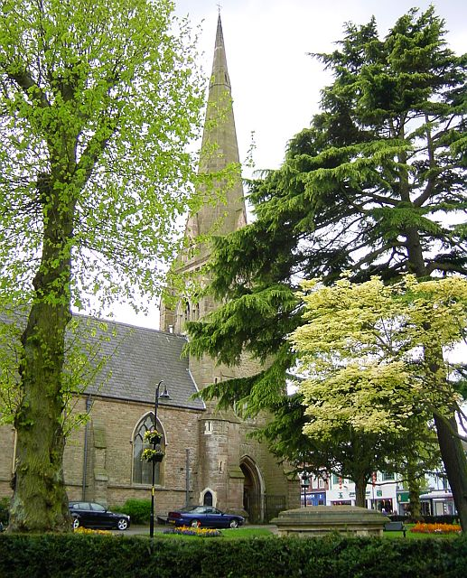 Church of St Stephen, Redditch