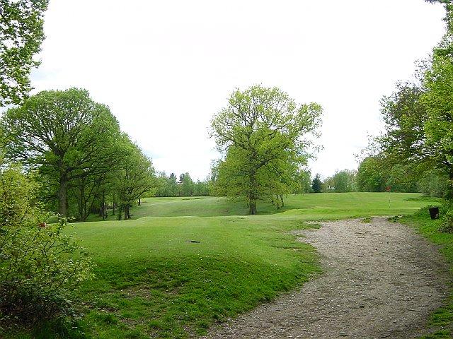 Pitcheroak Municipal Golf Course