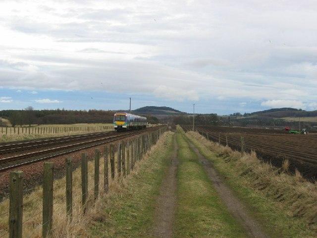 Railway, Ballomill.