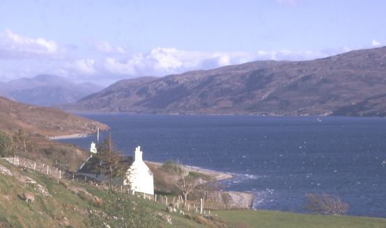 Rhue and Loch Broom